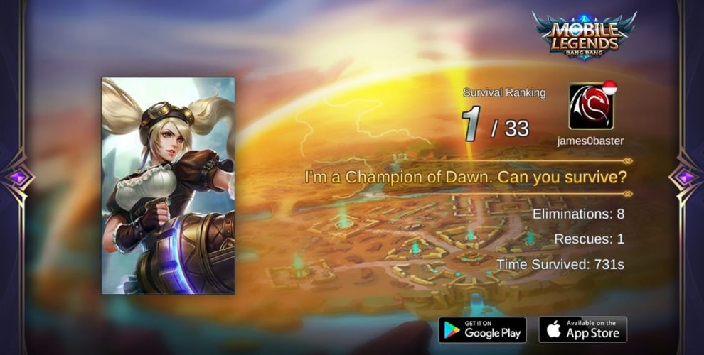 Mobile Legends Survival Mode