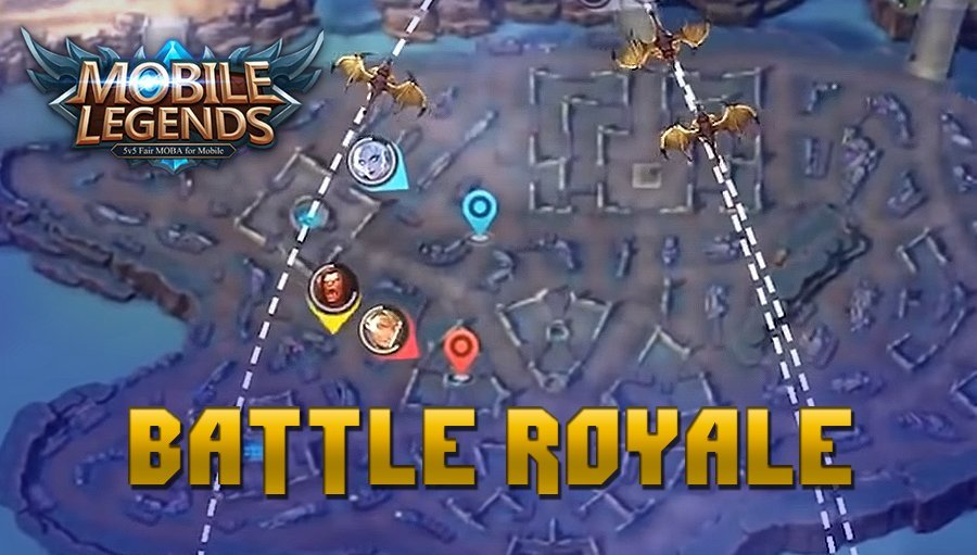map battle royale mobile legend